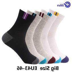 5 pairs mens cotton <font><b>dress</b></font> <font><b>socks