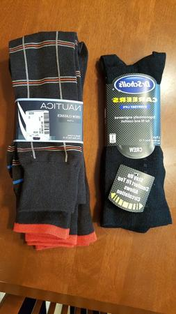 Mens Socks NEW Nautica Dr. Scholl's Career Work Professional