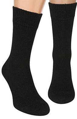 Air Wool Socks, Merino Wool Organic Cotton Thermal Heated Ya