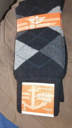 Dockers Argyle Socks 2 pack