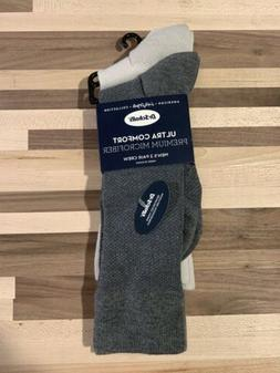 323a58035ab8 Dr. Scholl's Men's Ultra Comfort Dress Casual Crew SOCKS SIZ