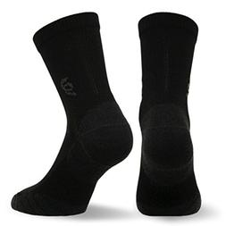 Travelsox The Best Dress and Travel Crew Compression Socks T