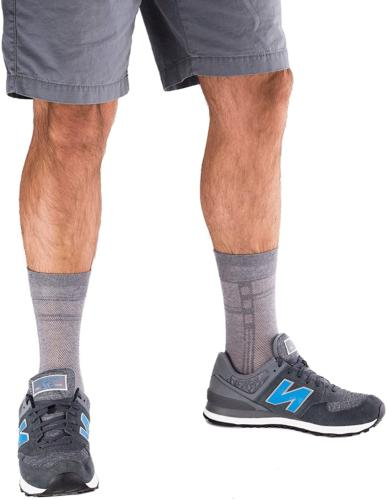5-pack Mens Ultra thin Breathable Cotton Grey, X-Large