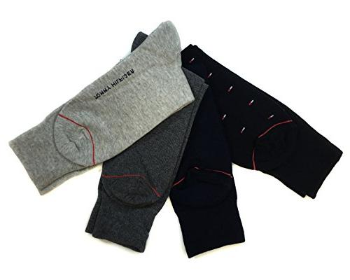Tommy Full Cushion Casual Socks