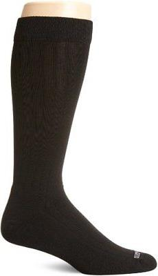 Drymax Dress Over Calf Sock - Black Large