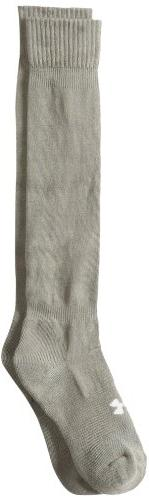 Men's HeatGear® Boot Sock Socks by Under Armour, Grey