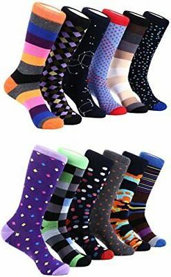 Marino Men's Dress Socks - Sock size: 10-13 | Shoe size: 6-1
