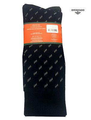 DOCKERS Dress Socks Multi-color NEW