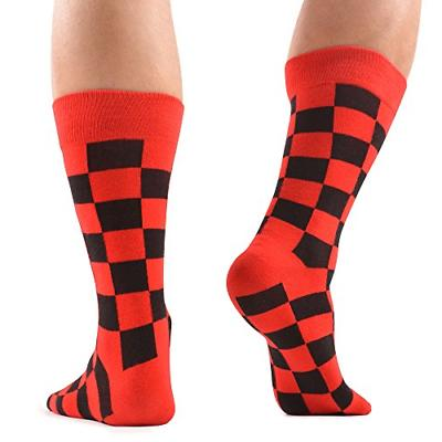 WeciBor Colorful Funny Crew Socks
