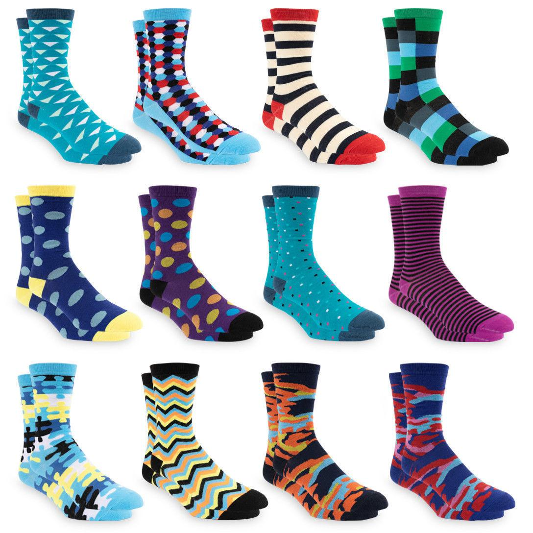 Socks Colorful Patterned Stance Crew