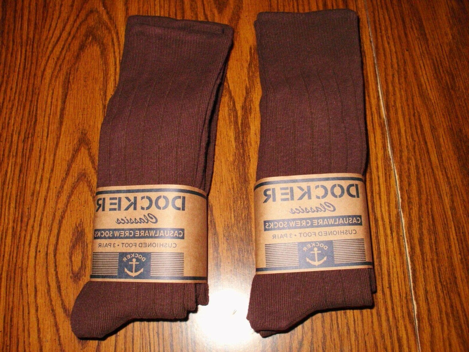 MENS SOCKS CHOCOLATE FREE