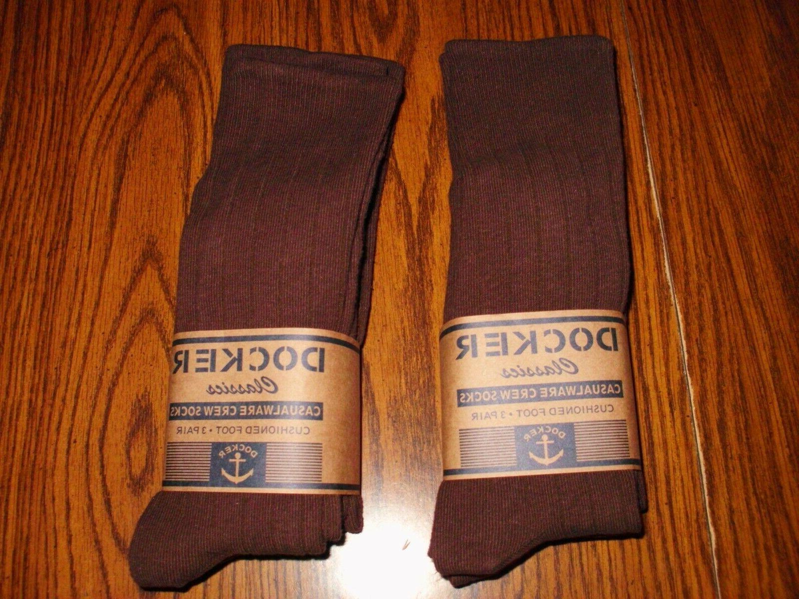 CHOCOLATE BROWN PAIR FREE MADE