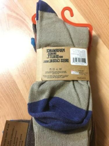Mens Dockers Metro Socks 3 in Size 8-12 MSRP