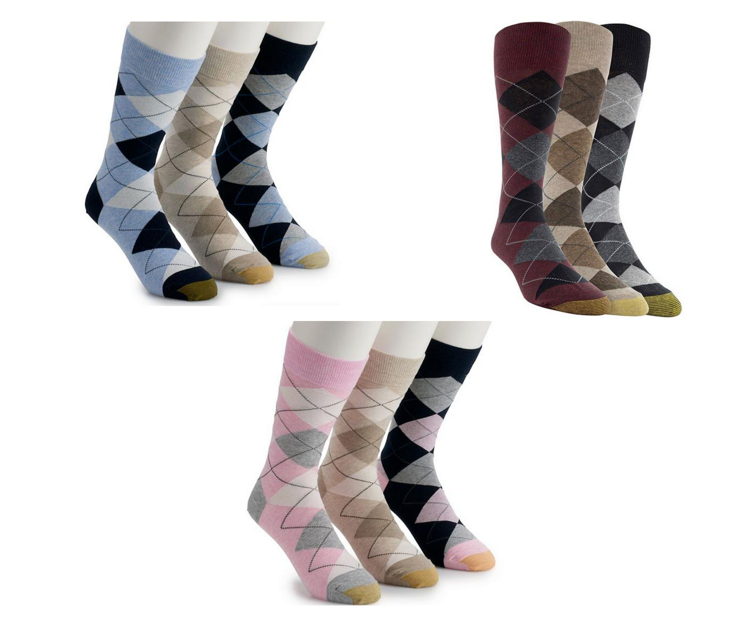new men s 3 pack carlyle argyle