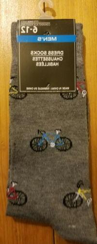 new mens socks bicycles cyclist bikes exercise