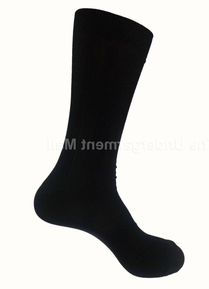 Socks Dress Men 10 13 9 11 Pairs Crew Casual