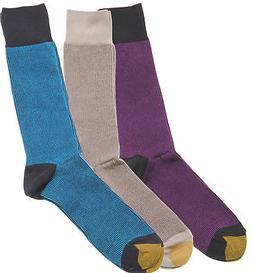 Gold Toe Men's Mad Stripes Sock, 1 Pack