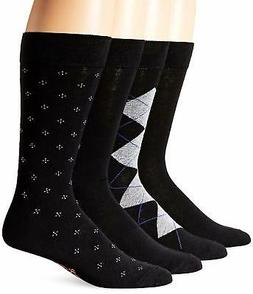 Dockers Men's 4 Pack Argyle Dress Socks - Choose SZ/Color