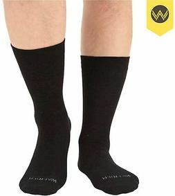 WANDER Men's Dress Socks Cotton Thin Classic lightweight Soc