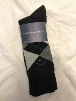 Tommy Hilfiger Men's Dress Socks - 4 Pack Size 7-12
