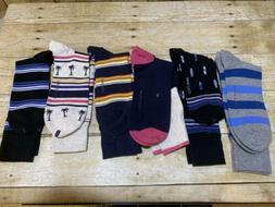 Cole Haan  Mens Dress Socks Lot Of 5