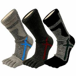 Mens Sports Athletic Crew Compression Running Dry Coolmax Fi