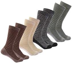 Mio Marino Women's Warm Wool Socks - Soft Cozy Thick Knitted