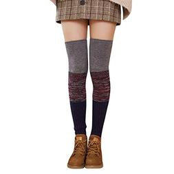 Socks,DaySeventh Women Ladies Warm Winter Wool Leg Warmers K